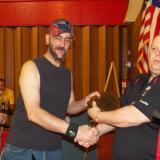 Paul Mehigan & President Dave Leonard
