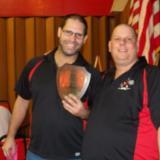 Wayne Dumont & President Dave Leonard